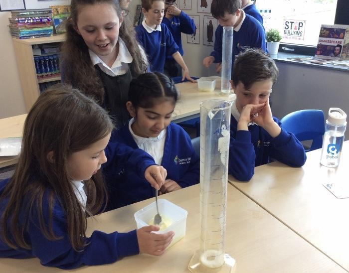 Investigating irreversible changes in materials