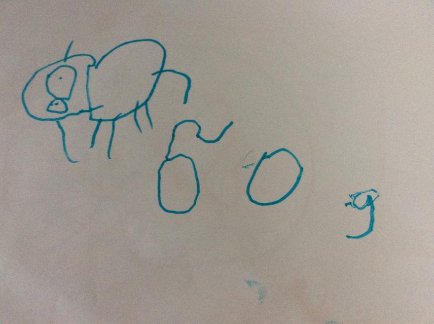 Corgi by Elliott age 4