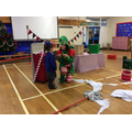 The Littlest Elf Pantomime.