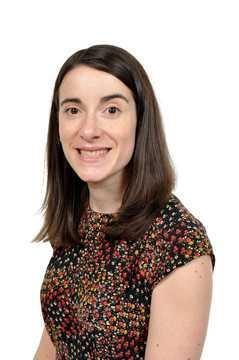 Miss Stevie O'Neil Reception Teacher