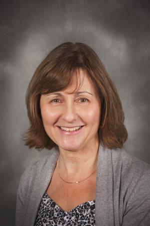 Mrs Ruth Allen School Clerk
