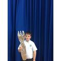 Fletcher's giant fork