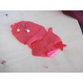 Making a creature...