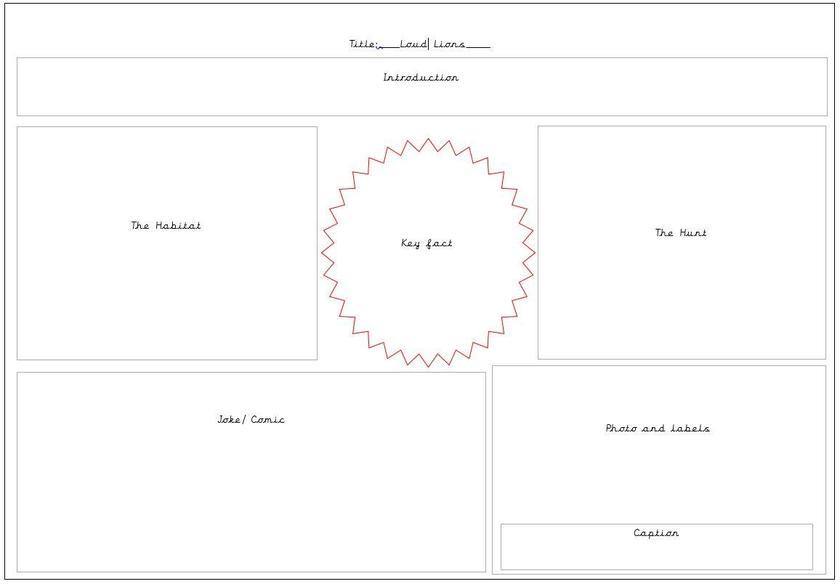 Non-chronological Plan Example