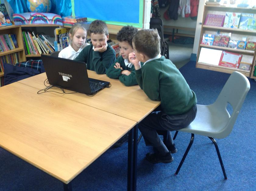 Using ICT to support learning