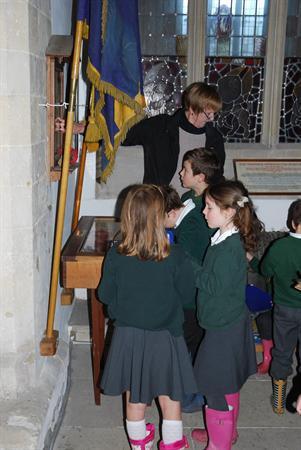 Investigating All Saints Church