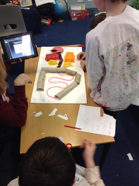 Building the human digestive system