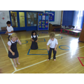 Building Sandcastles - PE Dance