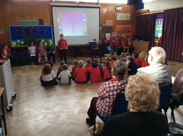 Communitiy Presentation
