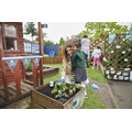 Parent and child gardening experiences