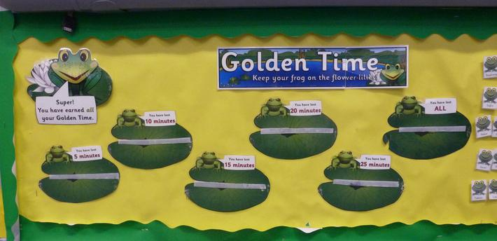 Golden Time Rules