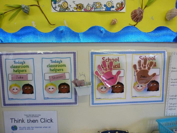 Classroom Monitors