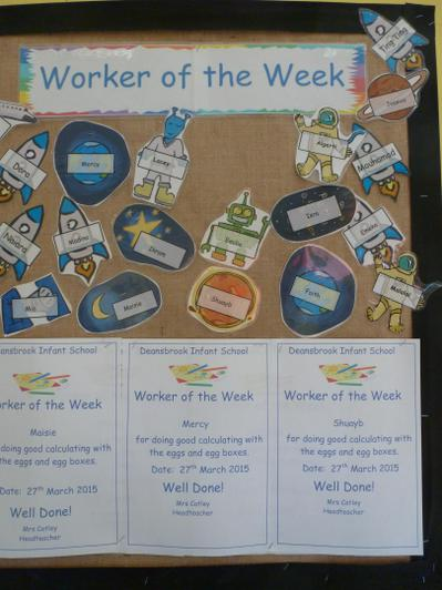 Worker of the Week!