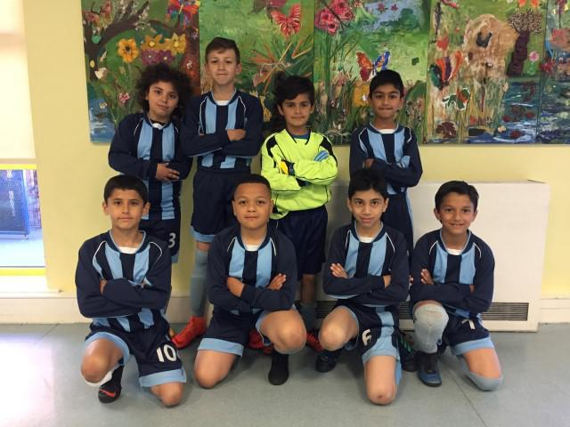 Year 4 Football Team