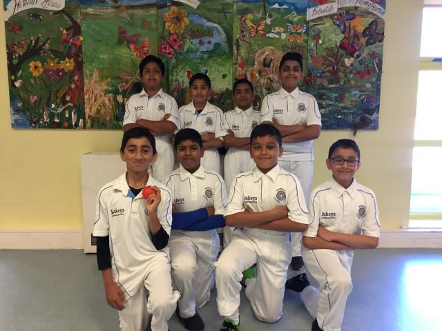 Year 5 Cricket Team