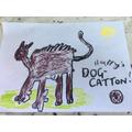Harry's Dog Catton