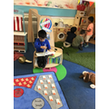 We love to learn through play!