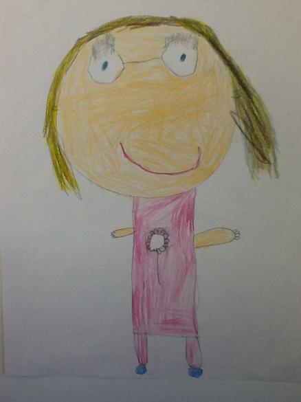 Mrs Garratt - Blue 1 Classroom Assistant