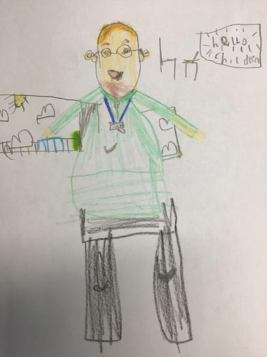 Mr Gordon - Blue 1 Class Teacher
