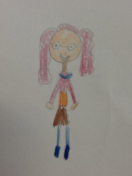 Miss Heritage, Blue 3 Class Teacher
