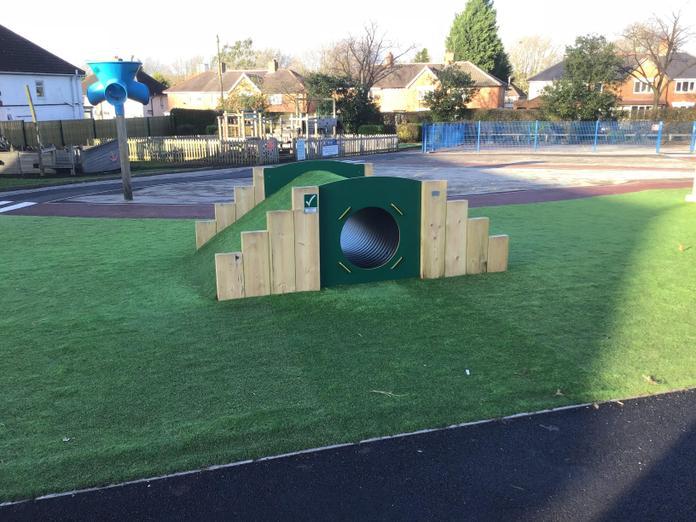 Playground Tunnels