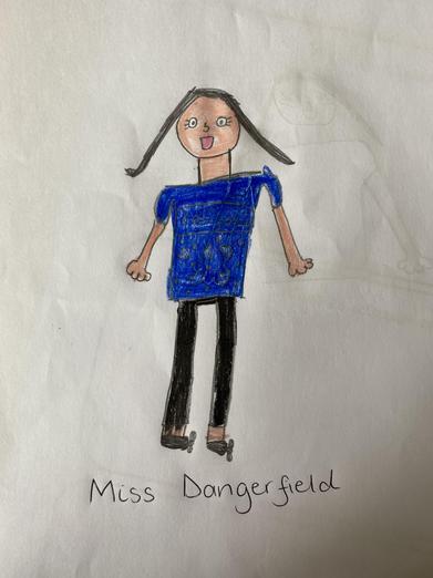 Miss Dangerfield - Blue 3 Class Teacher