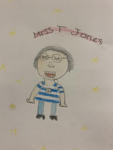Mrs T Jones Green 1 Teacher
