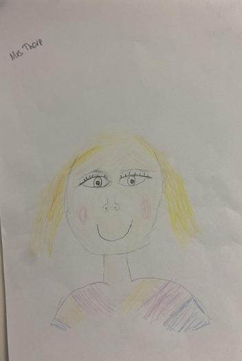 Mrs Thorp Blue 1 Teacher