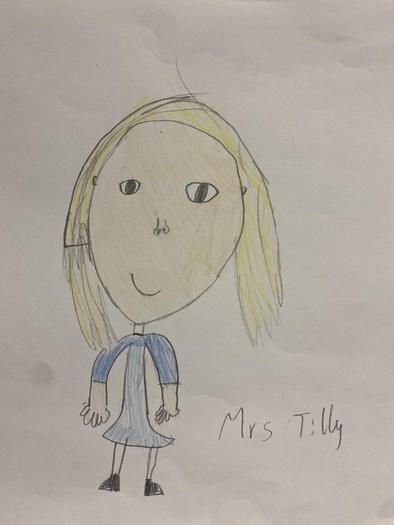 Mrs Tilley Head of School