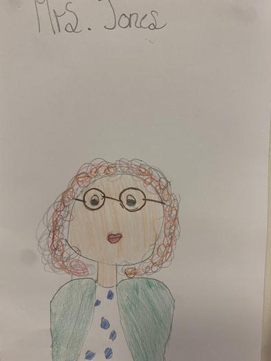 Mrs C Jones Blue 3 Teacher