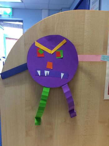 Emotion Monster: Angry!