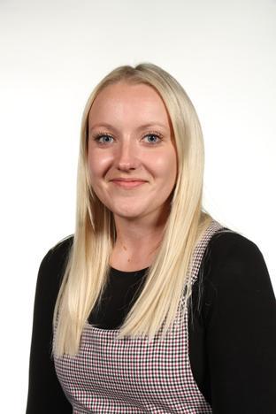 Miss K Spence - Reception Teacher