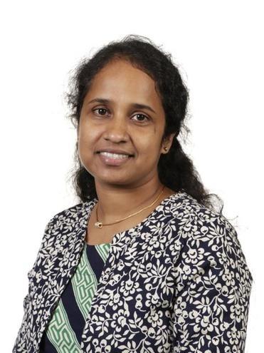 Mrs M Raagavan - Reception Teaching Assistant
