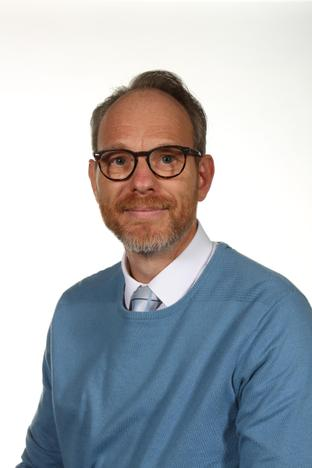 Mr M Bennison - Year 3 Teaching Assistant