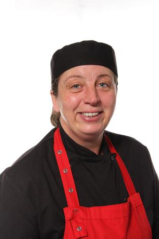 Mrs T Beirne - Caterlink Cook in Charge