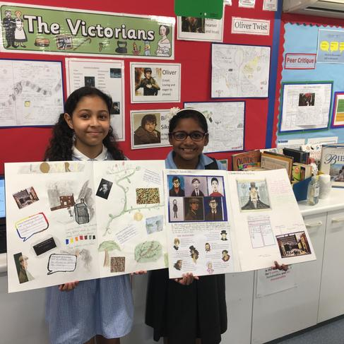 Discovering Victorian Art in the Style of Lowry and Morris