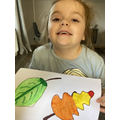 Making a health snack for the Hungry Caterpillar
