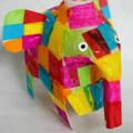 Milt carton elephant