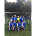 Y5-6 Football Competition, Sept 2015