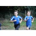 Y6 Boys Prestwold Hall Cross-Country, Nov 2015