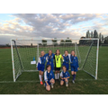 Y4-5 Girls Football Competition, Oct 2015