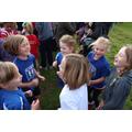 Y3 Girls Prestwold Hall Cross-Country, Nov 2015
