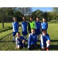 Y3-4 Football Team, Jun 2015