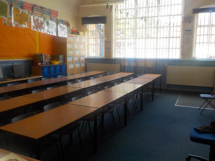 Year 5 Classroom - September 2020
