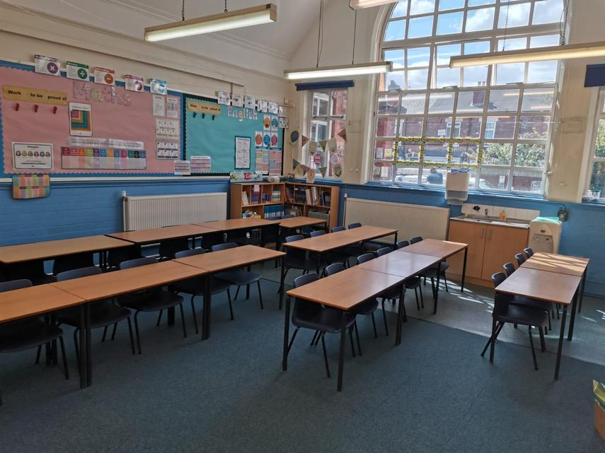 Year 4 Classroom - September 2020