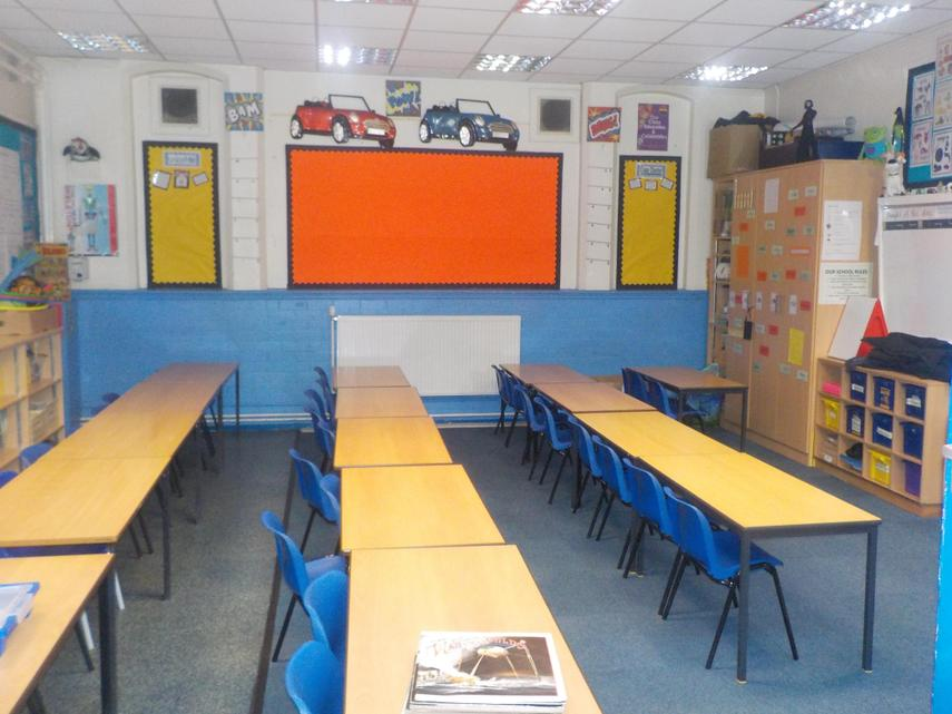 Year 3 Classroom - September 2020