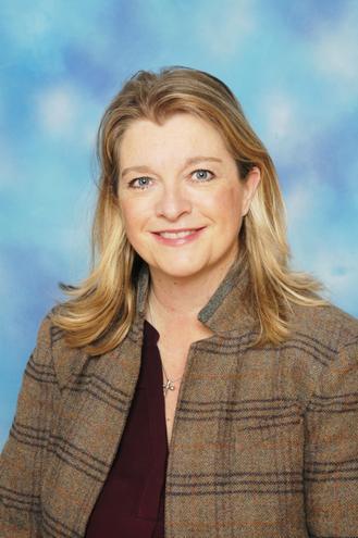 Mrs J Nicholls - Headteacher