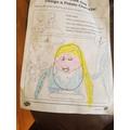 Doesn't Chloe's Elsa potato character look brilliant?