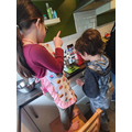 Lizzie has been busy baking some lovely treats with her brother.