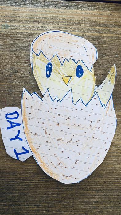 Art challenge #1 Lola 4F